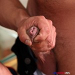 UK Naked Men Gio Cruz and Mark Coxx Big Muscle Uncut Cock Guys Fucking Amateur Gay Porn 03 150x150 Muscle Daddy Fucks an Amateur Younger Guy With A Huge Uncut Cock