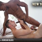 "Lucas Entertainment Kings Of New York Season 2 Sean Sean Xavier and Duncan Black Interracial Fucking Big Black Cock Amateur Gay Porn 05 150x150 White Hunk Takes A 12"" Black Cock Up His Ass and Eats A Load"