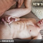 "Lucas Entertainment Kings Of New York Season 2 Sean Sean Xavier and Duncan Black Interracial Fucking Big Black Cock Amateur Gay Porn 18 150x150 White Hunk Takes A 12"" Black Cock Up His Ass and Eats A Load"