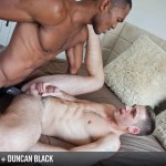 "Lucas Entertainment Kings Of New York Season 2 Sean Sean Xavier and Duncan Black Interracial Fucking Big Black Cock Amateur Gay Porn 19 150x150 White Hunk Takes A 12"" Black Cock Up His Ass and Eats A Load"