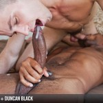 "Lucas Entertainment Kings Of New York Season 2 Sean Sean Xavier and Duncan Black Interracial Fucking Big Black Cock Amateur Gay Porn 20 150x150 White Hunk Takes A 12"" Black Cock Up His Ass and Eats A Load"