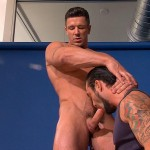 Titan Men Pounded Scene 1 George Ce Trenton Ducati Muscle Hunks With Big Uncut Cock Fucking Amateur Gay Porn 14 150x150 Muscle Hunk With A Thick Uncut Cock Fucks Another Muscle Hunk