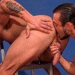 Titan Men Pounded Scene 1 George Ce Trenton Ducati Muscle Hunks With Big Uncut Cock Fucking Amateur Gay Porn 21 150x150 Muscle Hunk With A Thick Uncut Cock Fucks Another Muscle Hunk