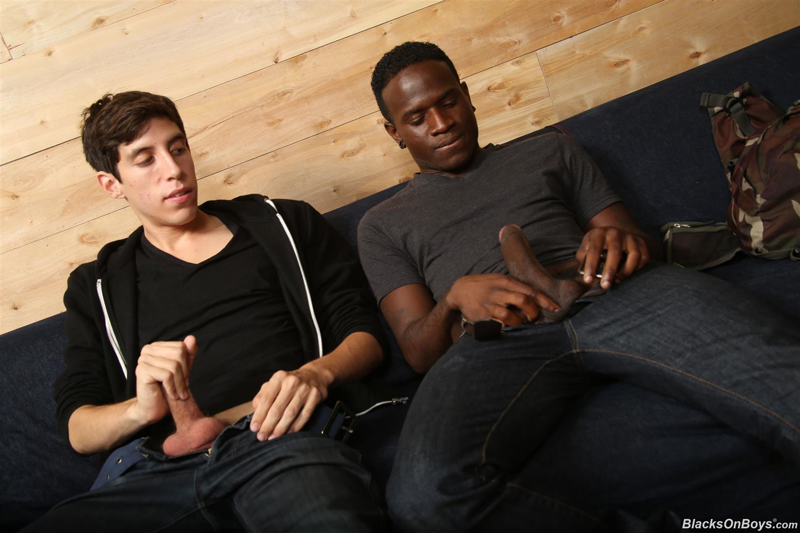 Blacks On Boys Billy Eastmore and Tyko Interracial Gay Fucking Amateur Gay Porn 03 Amateur College Dude Takes His First Big Black Cock Up The Ass