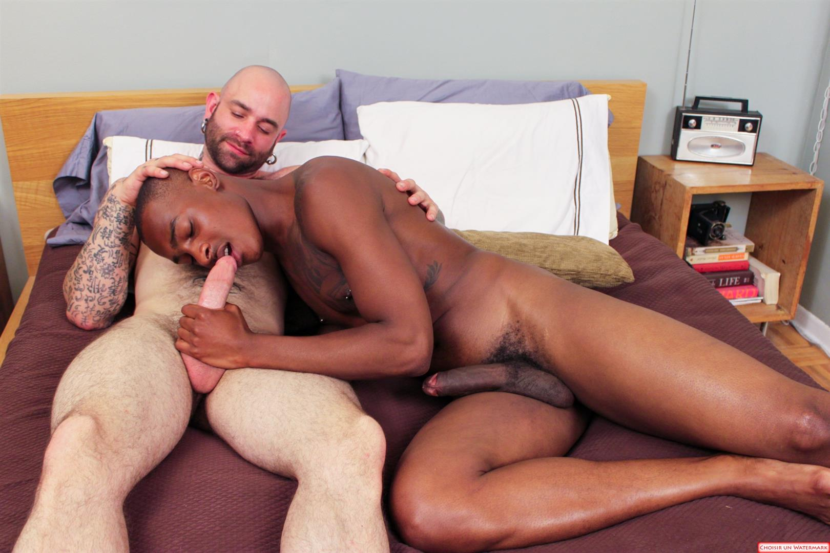 Next Door Ebony Sam Swift and Tyson Tyler Huge Cock Interracial Fucking Big Black Cock Amateur Gay Porn 10 Tyson Tyler Opens His Tight Black Ass Up For A Big White Cock