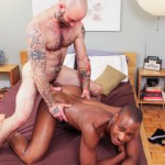 Next Door Ebony Sam Swift and Tyson Tyler Huge Cock Interracial Fucking Big Black Cock Amateur Gay Porn 13 150x150 Tyson Tyler Opens His Tight Black Ass Up For A Big White Cock