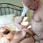 Hairy and Raw Troy Collins and CanaDad Masculine Hairy Daddies Fucking Bareback Amateur Gay Porn 14 150x150 Hairy Masucline Daddies Flip Flop Fucking Bareback