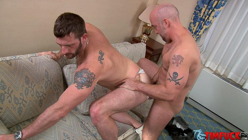 Treasure Island Media TimFUCK MORGAN BLACK and BRAD MCGUIRE bareback breeding Amateur Gay Porn 2 Treasure Island Media: Brad McGuire Barebacking Morgan Black