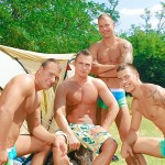 Visconti-Triplets-Jason-Visconti-Jimmy-Visconti-Joey-Visconti-Giuseppe-Pardi-Fucking-During-A-Camping-Trip-Amateur-Gay-Porn-02-150x150 Visconti Triplets Tag Team Some Muscle Ass While Camping