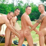 Visconti-Triplets-Jason-Visconti-Jimmy-Visconti-Joey-Visconti-Giuseppe-Pardi-Fucking-During-A-Camping-Trip-Amateur-Gay-Porn-04-150x150 Visconti Triplets Tag Team Some Muscle Ass While Camping