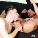 """Hard Brit Lads Kayden Gray and Ben Grey Huge Cock Jocks Fucking Amateur Gay Porn 16 150x150 Kayden Gray Fucking A Tight Hairy Ass With His 10"""" Thick Cock"""