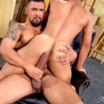 Raging Stallion Boomer Banks and Trelino Huge Uncut Cock Fucking A Black Ass Amateur Gay Porn 07 150x150 Young Black Guy Takes Boomer Banks Huge Uncut Cock Up The Butt