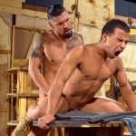 Raging Stallion Boomer Banks and Trelino Huge Uncut Cock Fucking A Black Ass Amateur Gay Porn 10 150x150 Young Black Guy Takes Boomer Banks Huge Uncut Cock Up The Butt