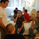 Fraternity-X-5-Frat-Guys-Barebacking-A-Tight-Ass-Breeding-BBBH-Amateur-Gay-Porn-02-150x150 Fraternity Jock Takes Five Bareback Loads Up The Ass