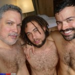 Maverick Men Dirk Interracial Bareback Fucking Big Cocks Amateur Gay Porn 5 150x150 Amateur Bisexual Hairy Mixed Guy Takes Two Raw Loads Up The Butt