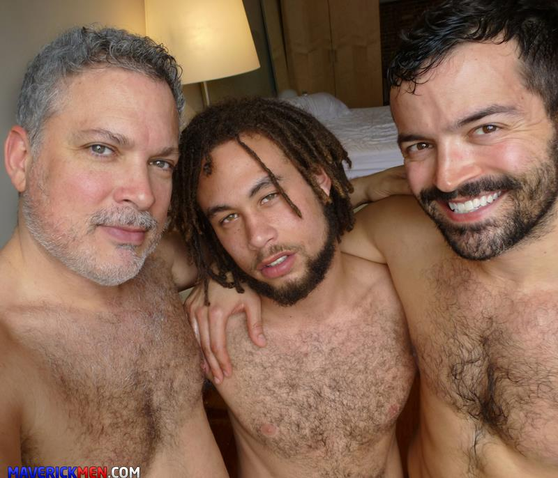 Maverick Men Dirk Interracial Bareback Fucking Big Cocks Amateur Gay Porn 5 Amateur Bisexual Hairy Mixed Guy Takes Two Raw Loads Up The Butt