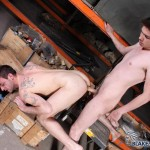 Blake Mason Riley Tess And Jonny Parker Hairy British Guys With Big Uncut Cocks Fucking Amateur Gay Porn 10 150x150 Horny, Hairy, Uncut British Guys Fucking In A Warehouse