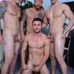 Men Jizz Orgy Swingers Bennett Anthony and Cameron Foster and Colt Rivers and Tom Faulk Fucking Bathroom Amateur Gay Porn 38 150x150 Hung Golfing Buddies Fucking In The Bathroom and Clubhouse