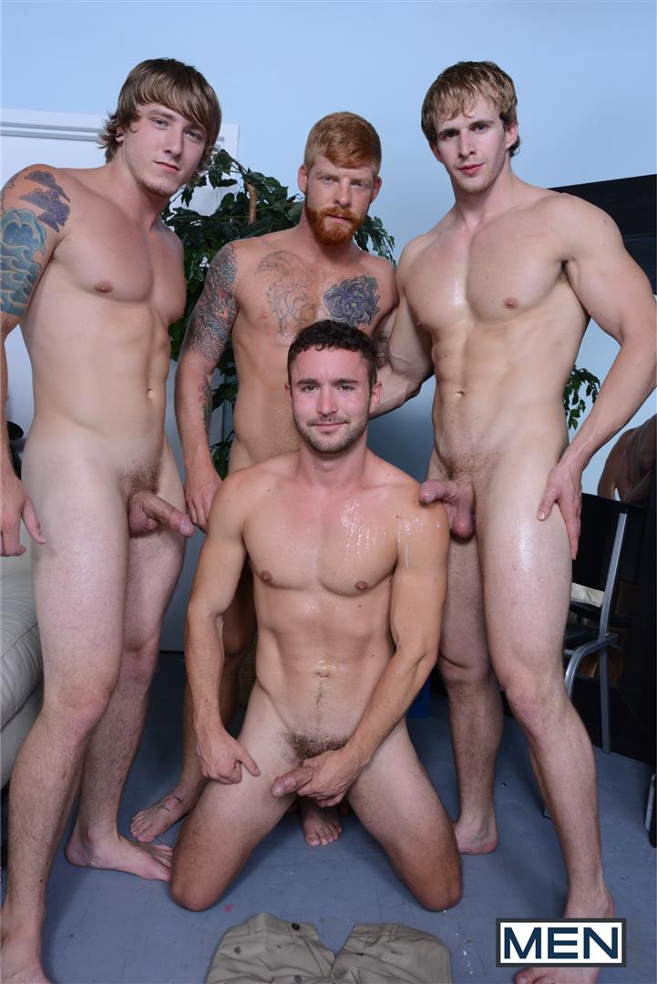 Men Jizz Orgy Swingers Bennett Anthony and Cameron Foster and Colt Rivers and Tom Faulk Fucking Bathroom Amateur Gay Porn 38 Hung Golfing Buddies Fucking In The Bathroom and Clubhouse