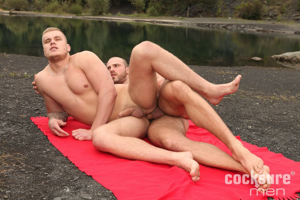 Cocksure-Men-Thomas-Ride-and-Ryan-Cage-Beefy-Czech-Muscle-Guys-Bareback-Big-Uncut-Cocks-Amateur-Gay-Porn-12 Amateur Beefy Muscle Hunks Fucking Bareback With Big Uncut Cocks