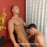 Jason-Sparks-Live-Dustin-Tyler-and-Jake-Matthews-Anonymous-Bareback-Hotel-Hookup-Amateur-Gay-Porn-04-150x150 Amateur Wisconsin Twink Gets Barebacked By Dustin Tyler