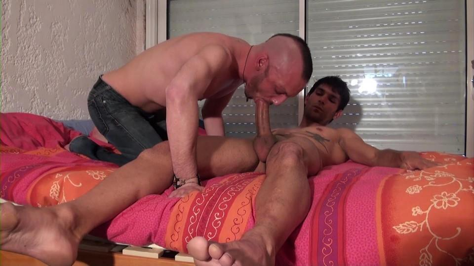 French Dudes Niko Corsica and Matt Surfer Mohawk Guy Fucked By Thick Uncut Cock Amateur Gay Porn 03 Mohawk Dude Takes A Thick Uncut Cock Up The Ass