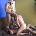 Raw-Fuck-Club-Alessio-Romero-and-Jon-Galt-and-Vic-Rocco-Hairy-Muscle-Daddy-Bareback-Amateur-Gay-Porn-4-150x150 Hairy Muscle Daddy Threeway Double Bareback Penetration