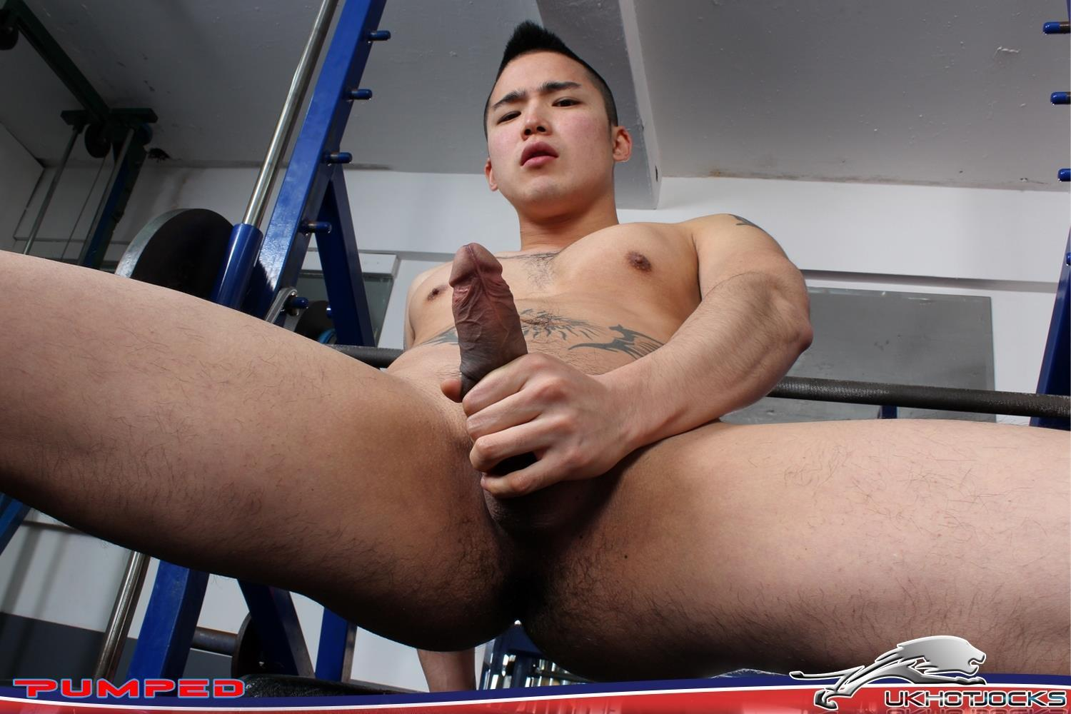 UK Hot Jocks Kayden Gray and Yoshi Kawasaki Big Asian Cock Getting Fucked In The Ass Amateur Gay Porn 06 Asian With A Big Uncut Cock Getting Fucked By Kayden Gray
