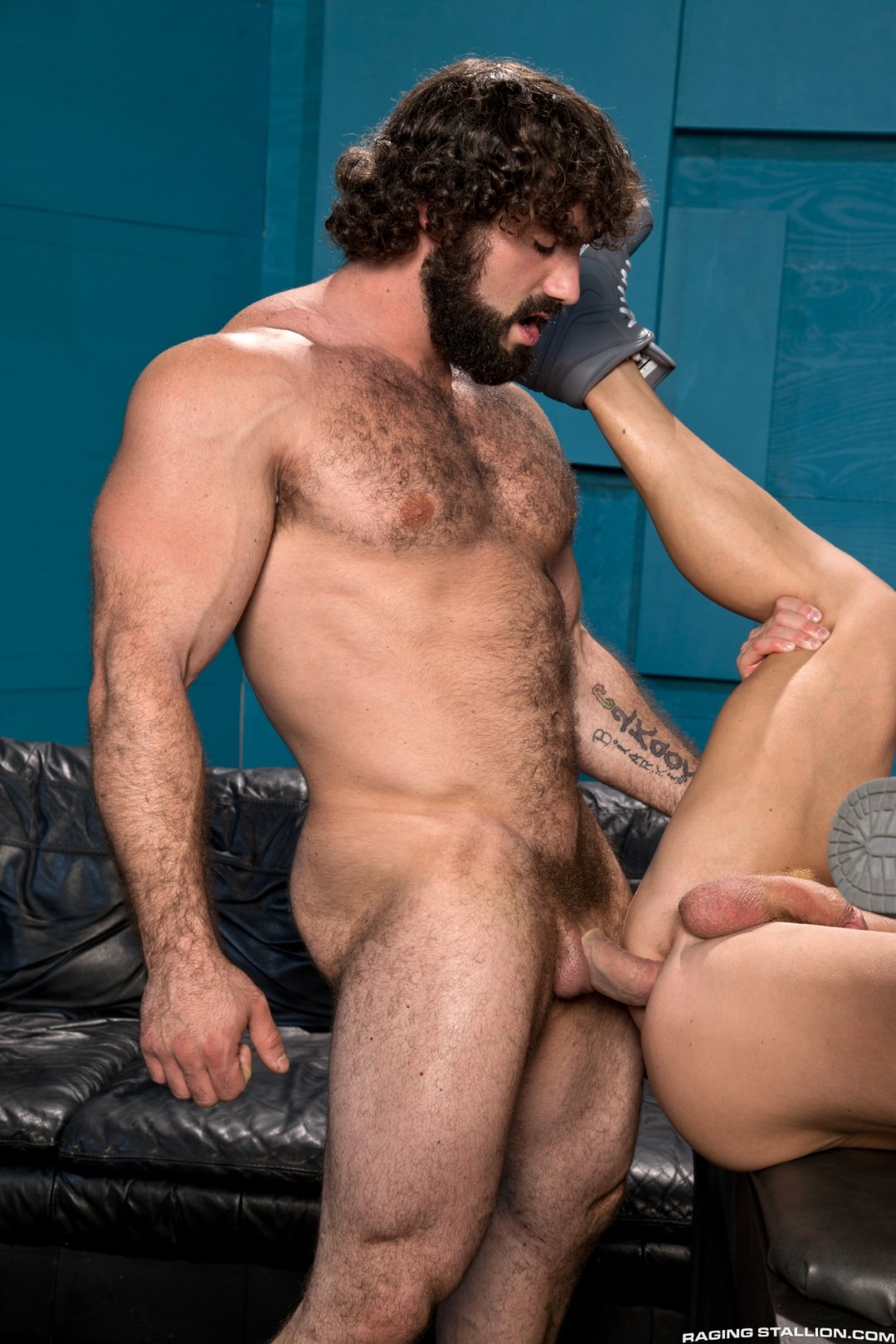 from Darius naked male bears fucking