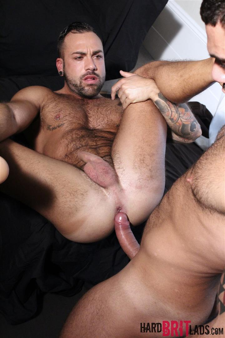 from Orion hairy british gay men