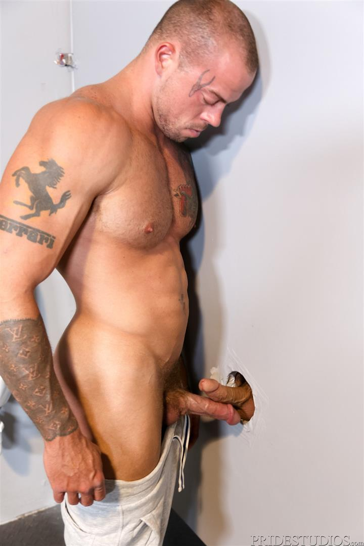 Extra Big Dicks Sean Duran Fucking Through A Glory Hole Amateur Gay Porn 06 Getting Fucked By A Big Fat Cock Through a Glory Hole