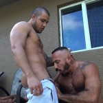 Dudes-Raw-Alessio-Romero-and-Mario-Cruz-Bareback-Muscle-Daddy-Latino-Amateur-Gay-Porn-07-150x150 Muscle Daddy Alessio Romero Gets Bred By Mario Cruz